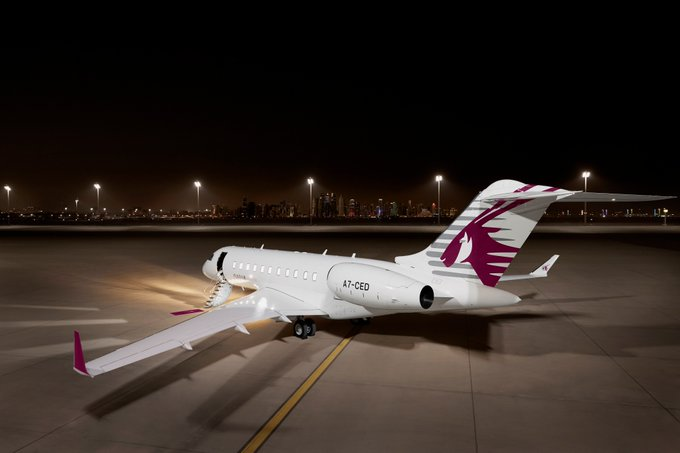 Travel on-demand to any corner of the globe with your own private jet. Charter it wherever and whenever you want with Qatar Executive. #TravelTuesday Photo