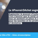Image for the Tweet beginning: #PouvoirDAchat 👍 On l'a dit, on