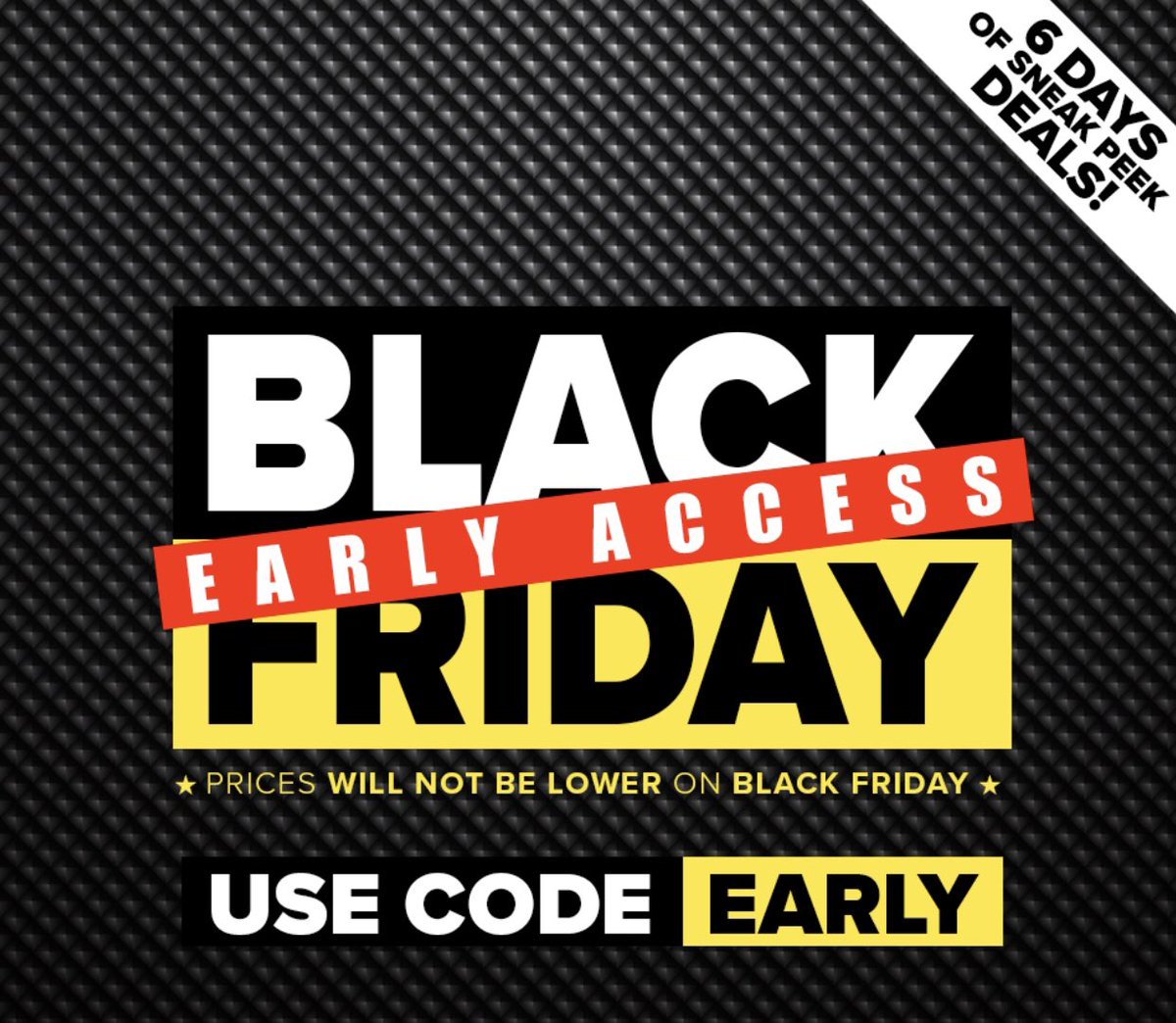 Euro Car Parts On Twitter Black Friday Is Now Live Exclusive