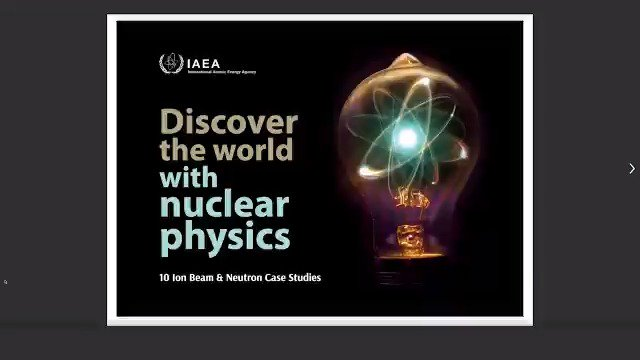 Discover the world with #nuclear physics! These stories explain how neutron and ion beam techniques are helping scientists to better understand our 🌍. bit.ly/2FtkGP8
