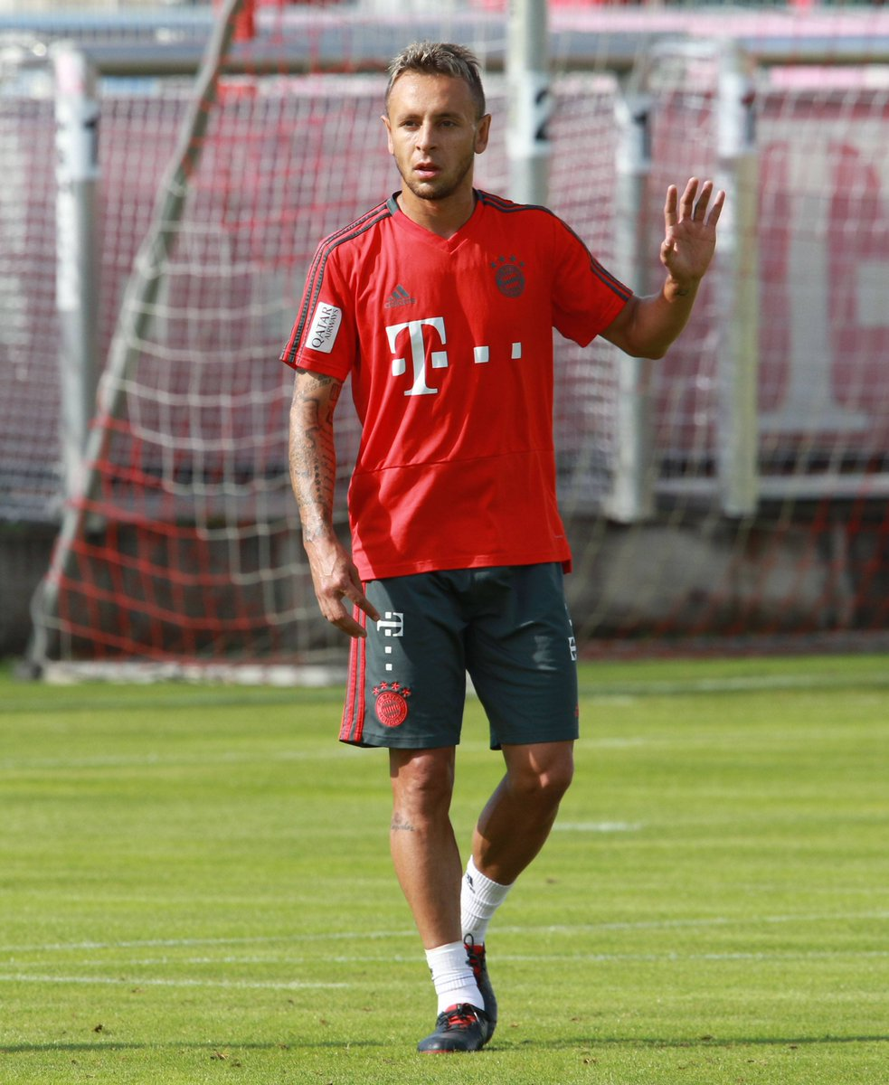 🔴⚪ @R13_official has missed today's training session due to a dental operation. #FCBayern #MiaSanMia