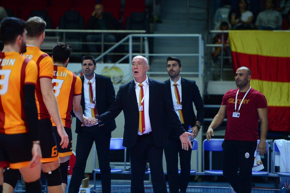 """Galatasaray Voleybol on Twitter: """"#Galatasaray Erkek Voleybol Takımı  Başantrenörü Nedim Özbey'in açıklamalarını @GSDergi 182. sayısında  bulabilirsiniz.… https://t.co/tP8stkSjGN"""""""