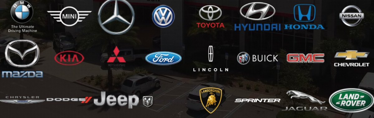 Morgan Auto Group On Twitter We Have A Lot Of Brands 24 Unique