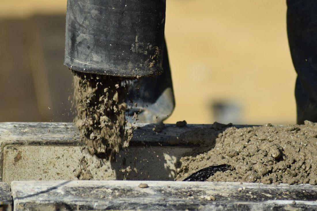 бетон в10