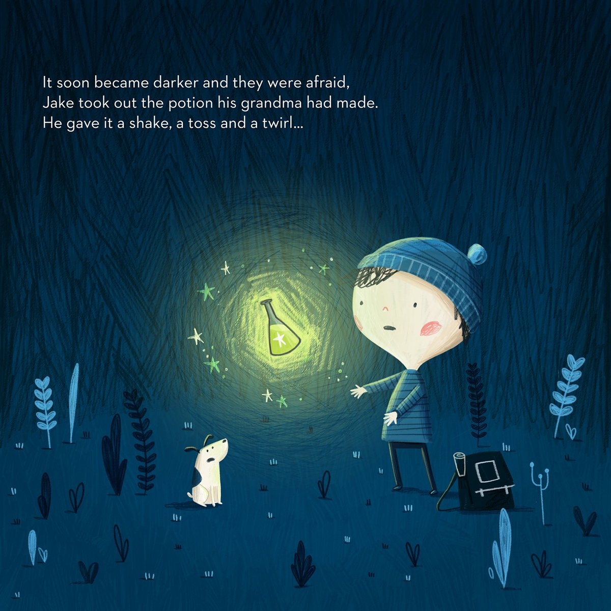 Folktale Week, Day 2: MAGIC. I have written my own little story that connects each of the daily prompts. Each day I will upload a new verse so you can see the story unfold throughout the week #folktaleweek #folktaleweek2018 #kidlitart #ChildrensBooks #Magic <br>http://pic.twitter.com/D1iZkbZPdd