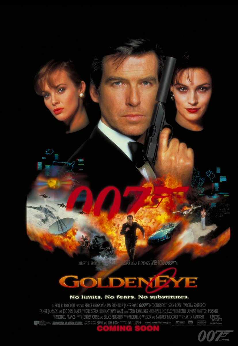 [好雷] 007 黃金眼 Goldeneye (1995)