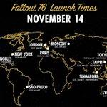 Fallout 76 Twitter Photo