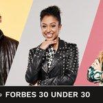 #ForbesUnder30 Twitter Photo