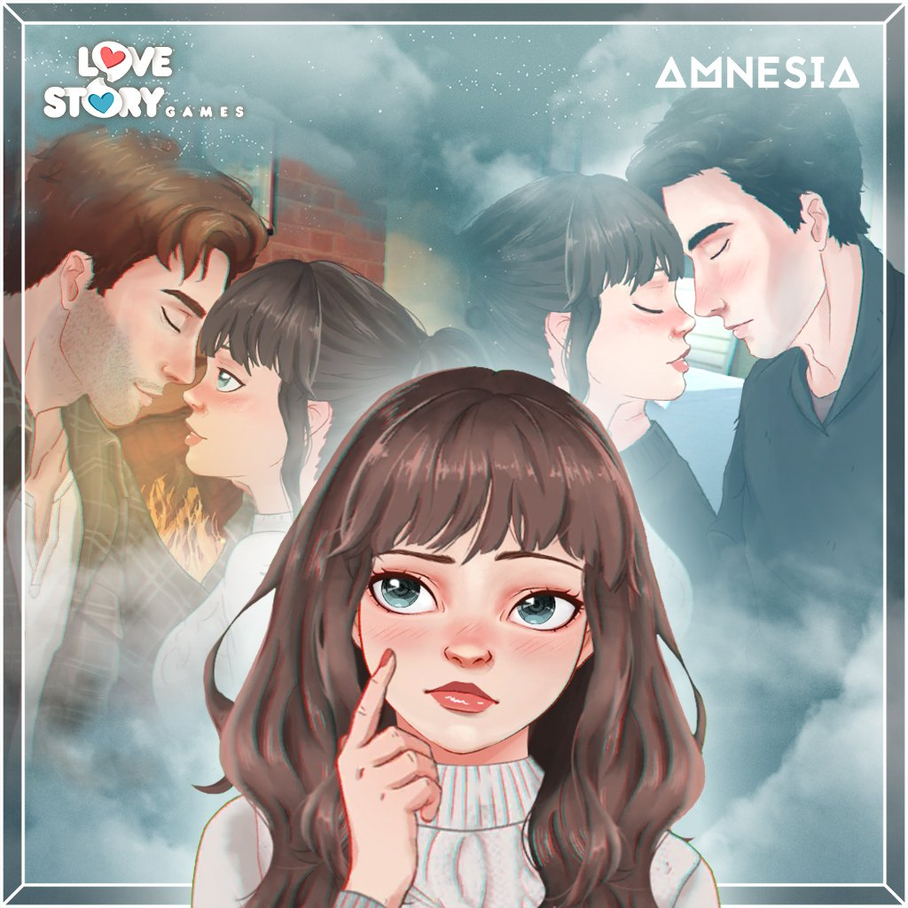Love Story Games Amnesia free generator without human verification