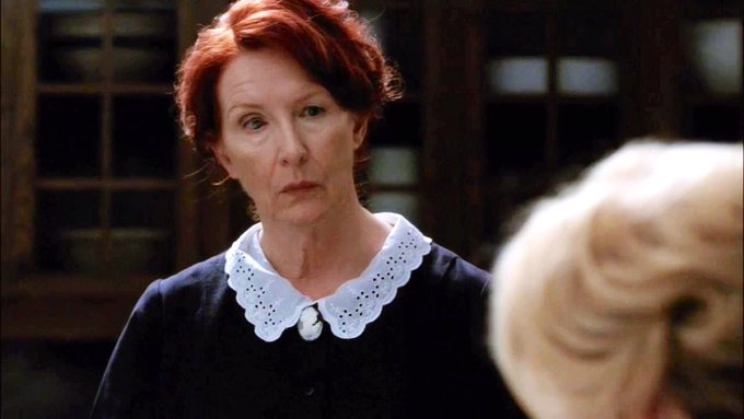 HAPPY BIRTHDAY TO ONE OF THE MOST TALENTED ACTRESSES I KNOW, FRANCES CONROY!