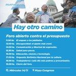 #HayOtroCamino Twitter Photo