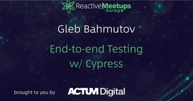 The last ReactiveMeetup of this year was amazing! Thank you so much to all who came. Stay tuned. https://t.co/BJwU7WQOQK https://t.co/uXHsiyxPZU