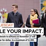 #givingtuesdayca Twitter Photo