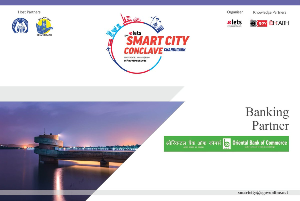 test Twitter Media - We welcome @OBCIndOfficial  as Banking Partner at #smartcityChandigarh to be held on Nov 16.   For more info visit: https://t.co/srAwNDX2Ne  #smartcities #urbanplanning #chandigarh @PunjabGovtIndia https://t.co/6vrMOiFYxh