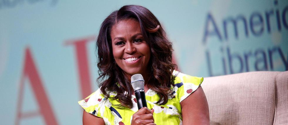 Michelle #Obama en France le5décembre https://t.co/4s2MW4aKo1