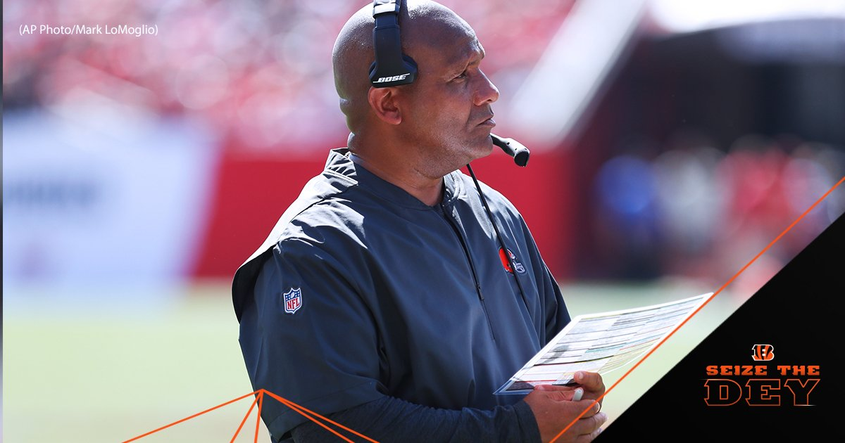 NEWS: #Bengals announce Hue Jackson will join coaching staff as Special Assistant to the Head Coach. https://t.co/tUj9oizZO1