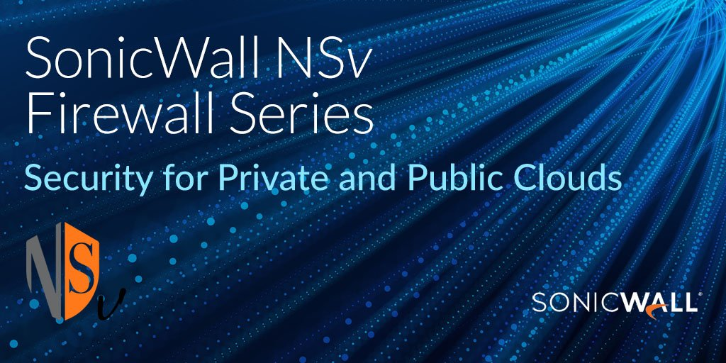 SonicWall on Twitter: