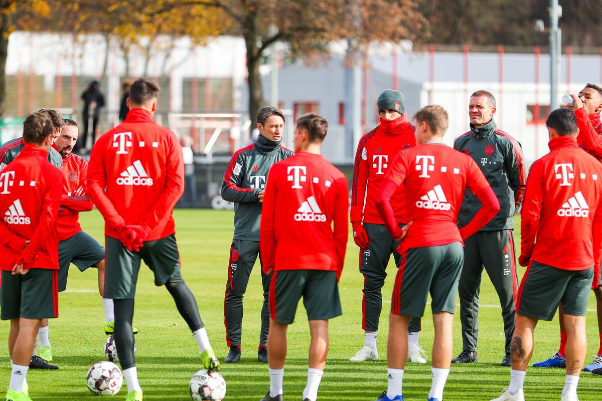 Tomorrow's public training session will begin at 10:30 CET. 🔴⚪ #FCBayern #MiaSanMia