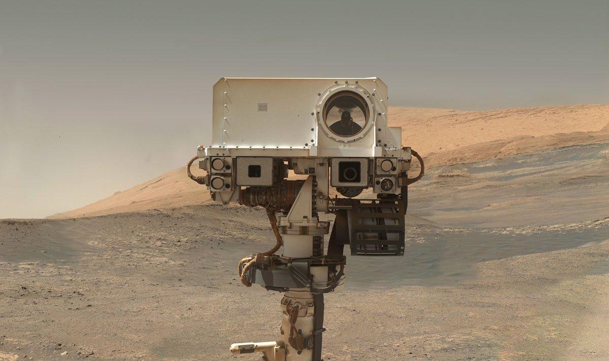 mars rover landing - 900×533