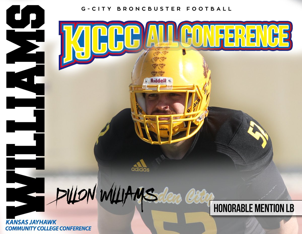 Broncbuster Football On Twitter Congratulations Dillon1421