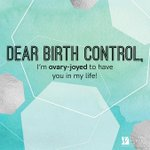 #ThxBirthControl Twitter Photo