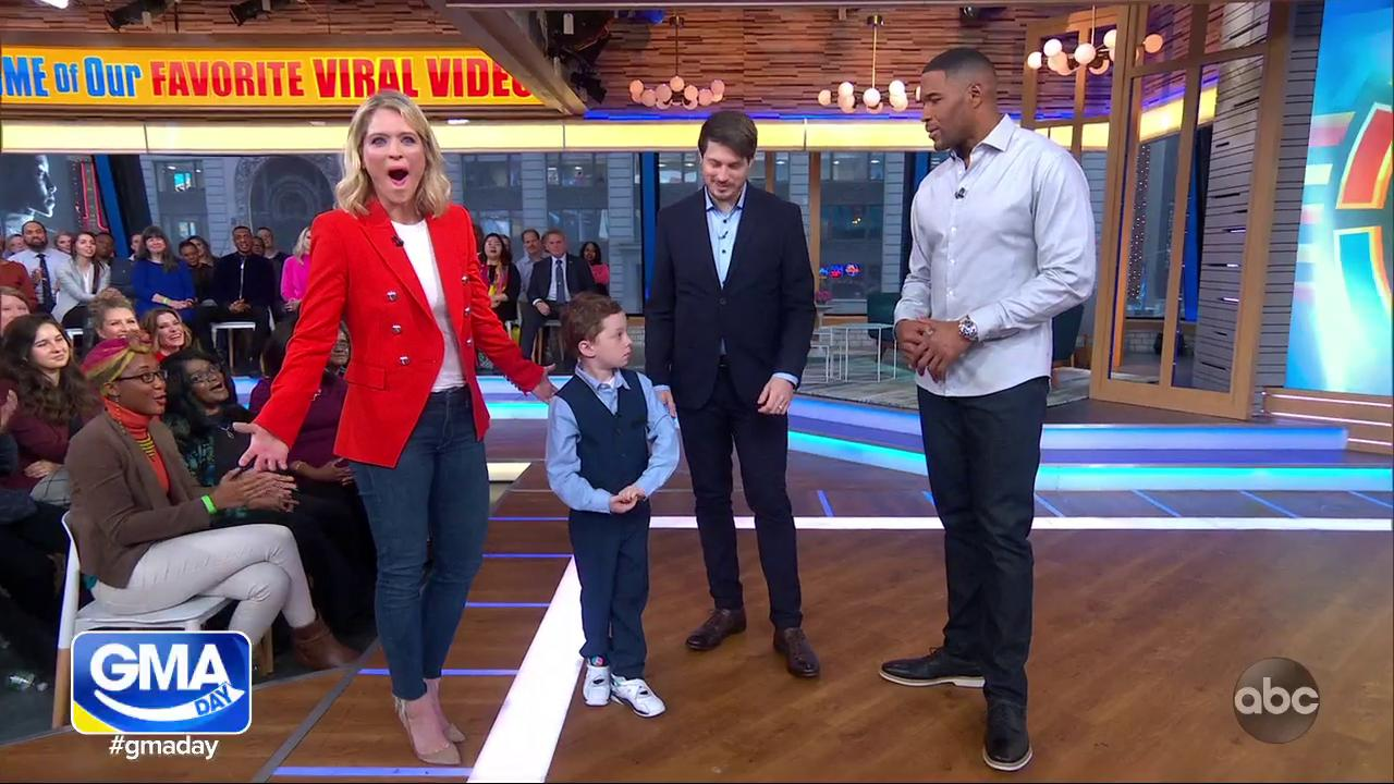 Welcome to our Viral Video Stars #HallOfFame @gavinthomas! #GMADay https://t.co/LUKfafEEKb https://t.co/RB4Ecl8ZQ2