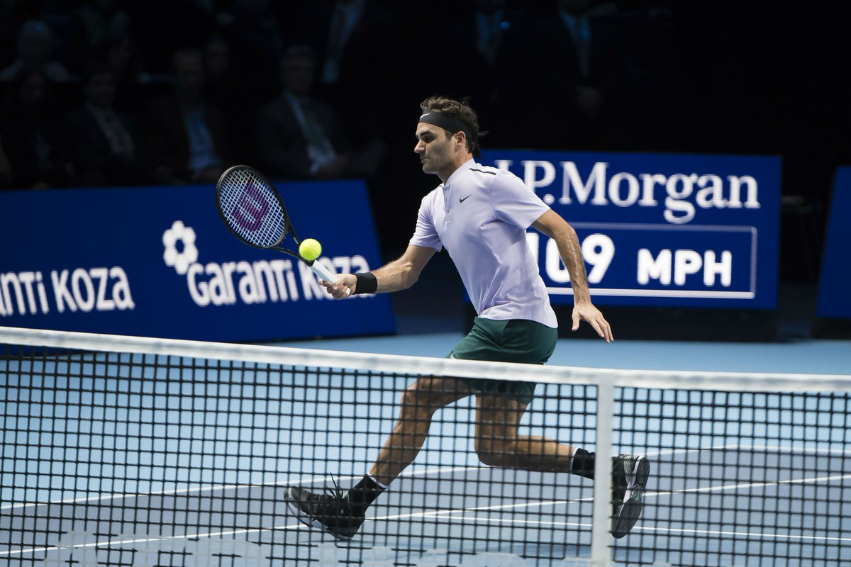 Its been an action packed first two days at the #NittoATPFinals London. With over 15 more matches, theres plenty more action to come @ATPWorldTour Match schedule and tickets: ⏩ goo.gl/LCRh5q