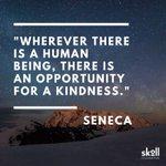Image for the Tweet beginning: Always choose kindness. #WorldKindnessDay