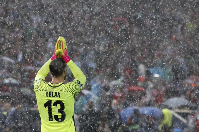 According to @marca, Jan Oblak wants to leave in January after not getting a new contract offer from Atlé What a signing that would be for practically any club in the world! Foto