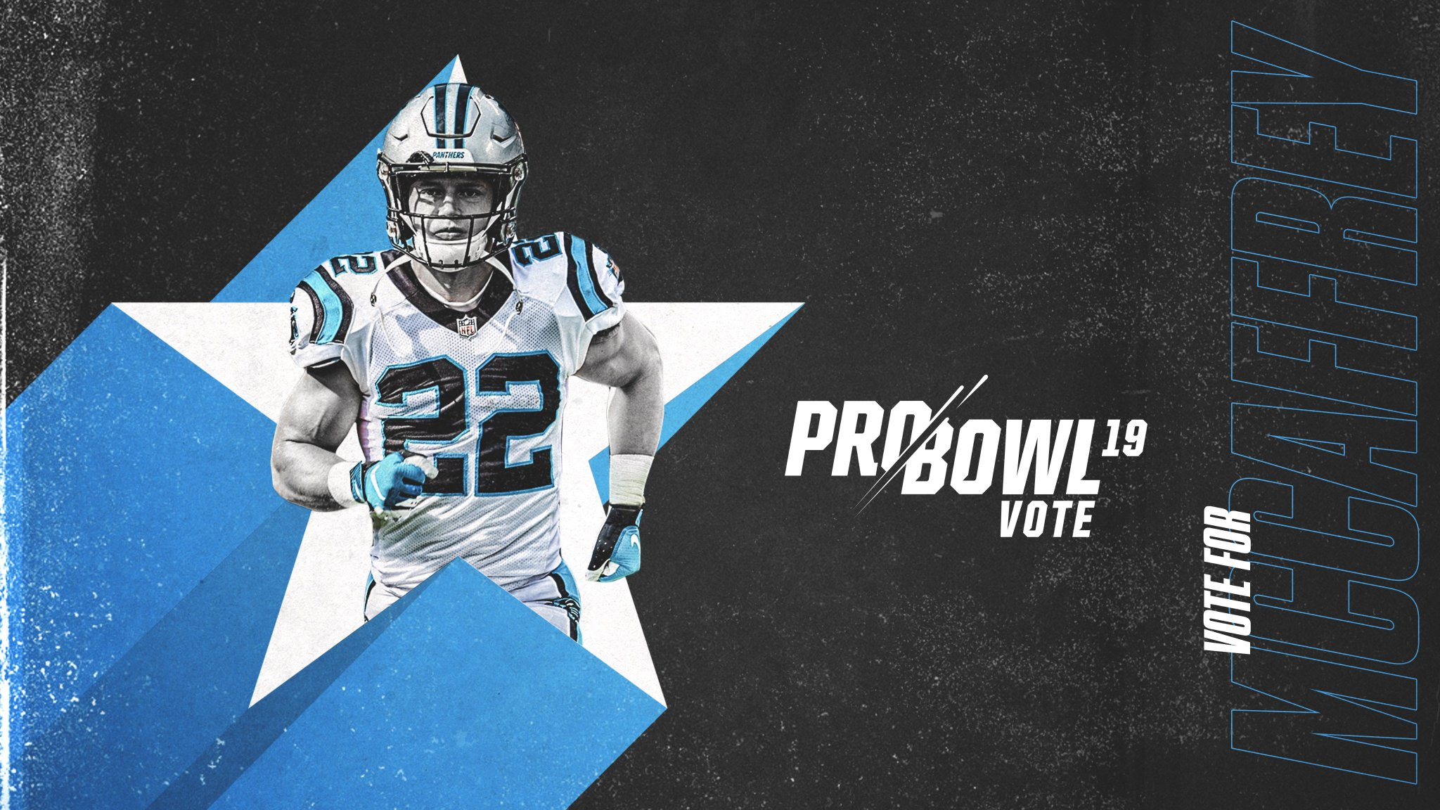 #ProBowl voting is now open‼️  Send CMC to Orlando » https://t.co/l7fxLz9IB8 https://t.co/Jnqq4D1gLm