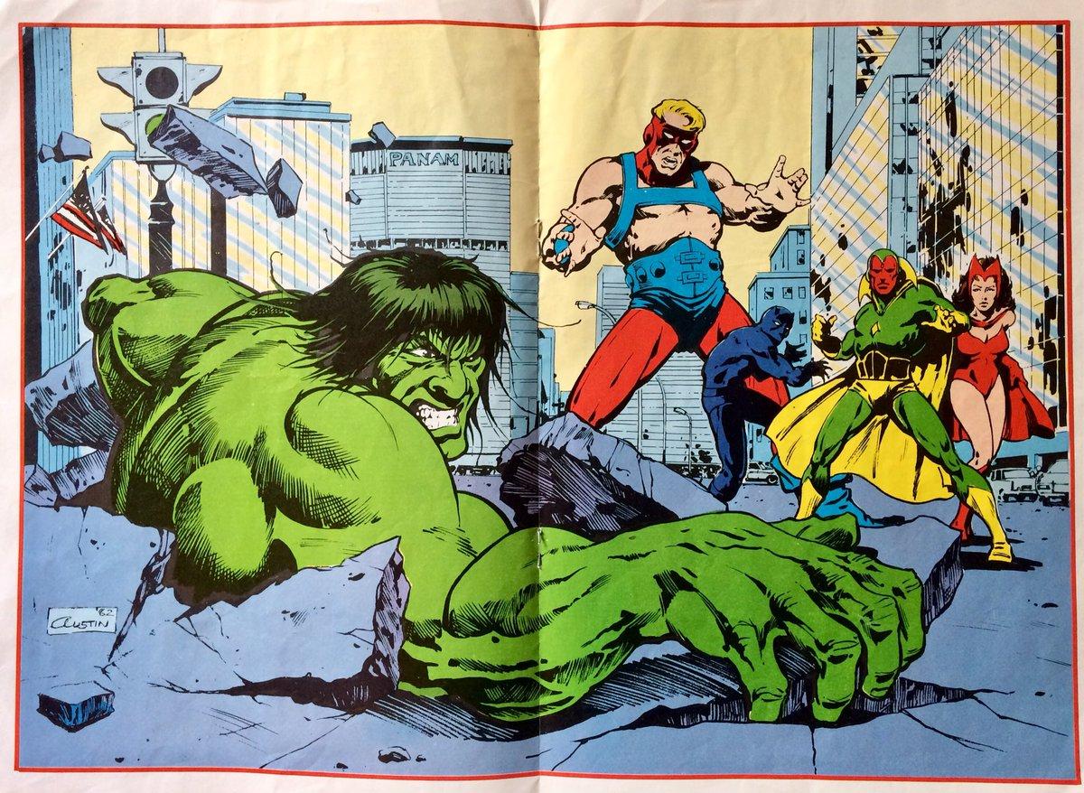 the incredible hulk animated series 1982