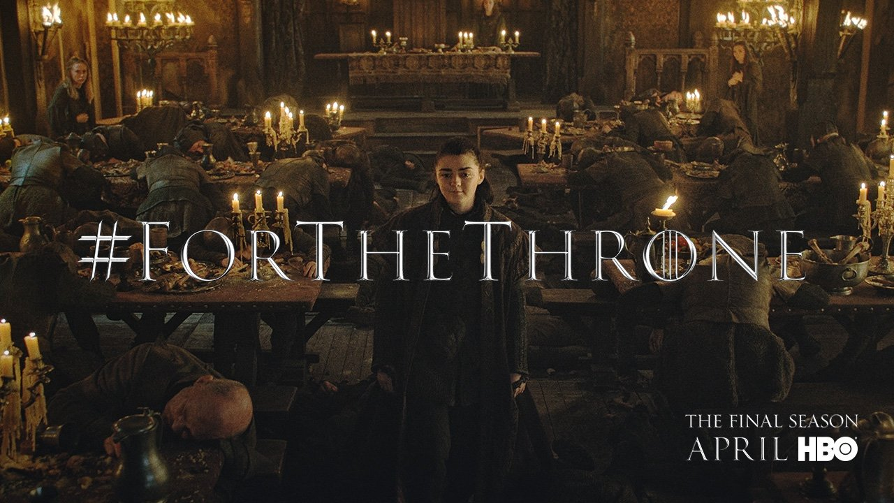 The North Remembers #ForTheThrone. https://t.co/fk2MVeN5v6