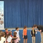 """Image for the Tweet beginning: YCW """"Bullying Prevention"""" Assembly including"""