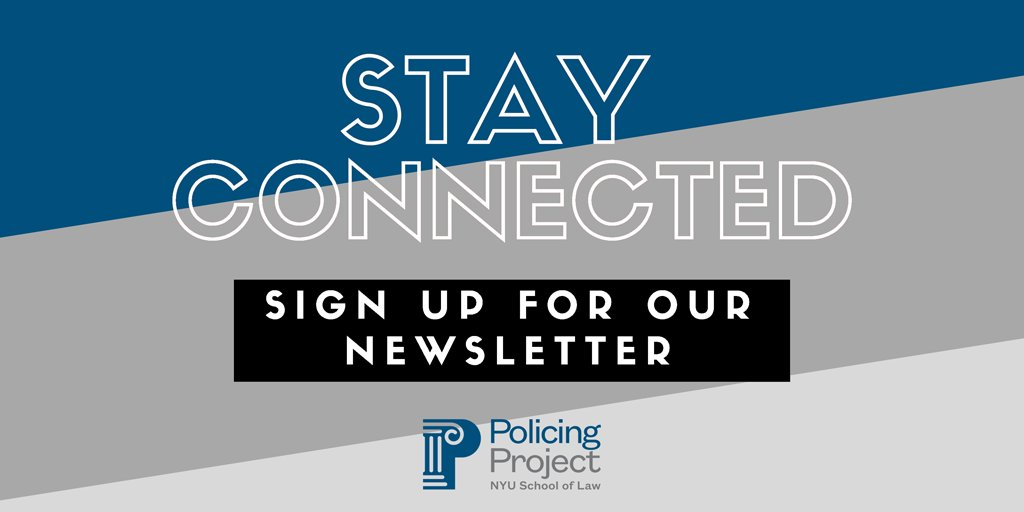 policing project (@policingproject) | twitter