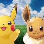 #PokemonLetsGo Twitter Photo