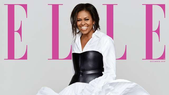 Rilis Buku Biografi, Michelle Obama Eksis Lagi di Cover Majalah Fashion https://t.co/b8yBe2sorS via @detik_foto https://t.co/dyCUs7e3Iy