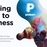 Image for the Tweet beginning: #Prokom is a community that
