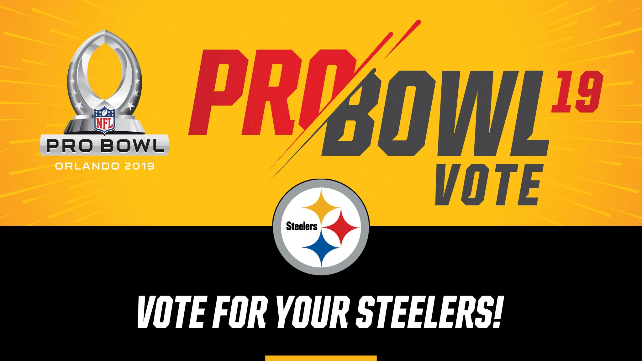 #ProBowl voting is now open. ��  Send your favorite players to Orlando.  VOTE NOW: https://t.co/sbAzJdcheh https://t.co/5UoujHiPVK