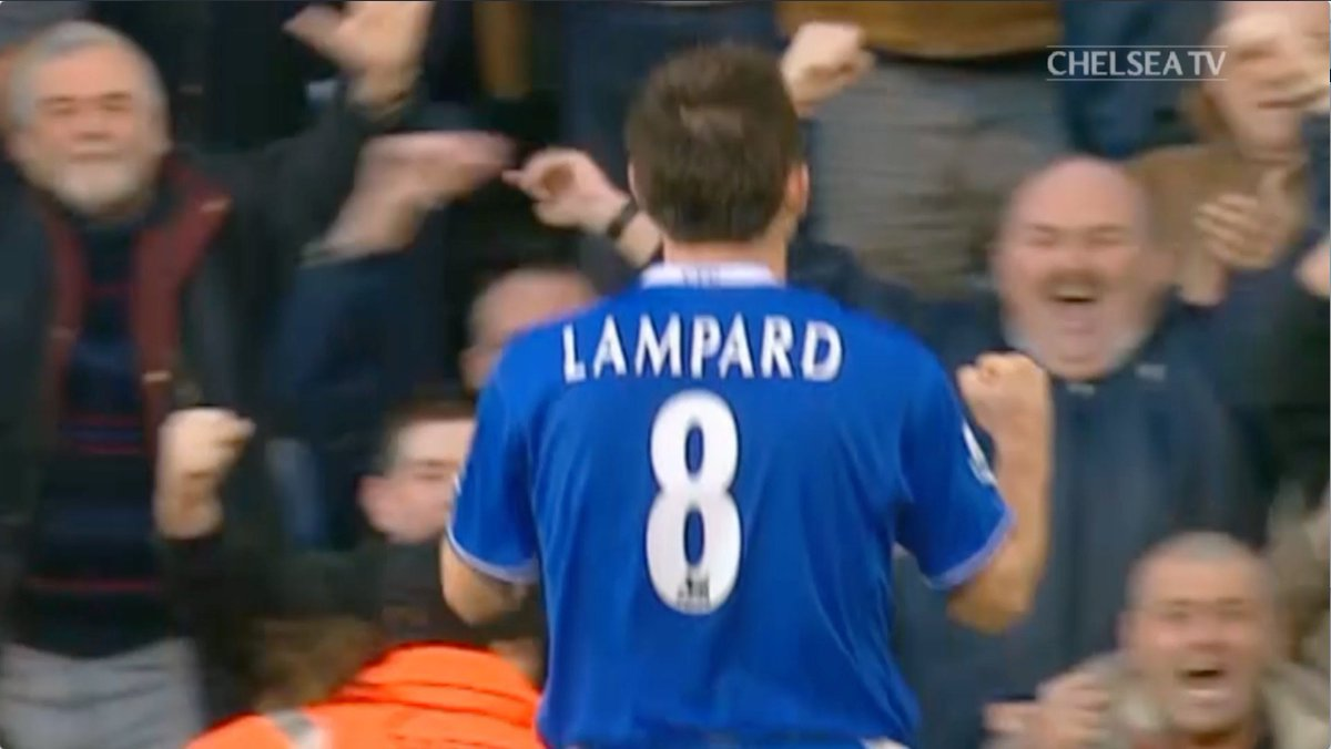 Lampard things... 👇1️⃣5️⃣ years ago today at Fulham!