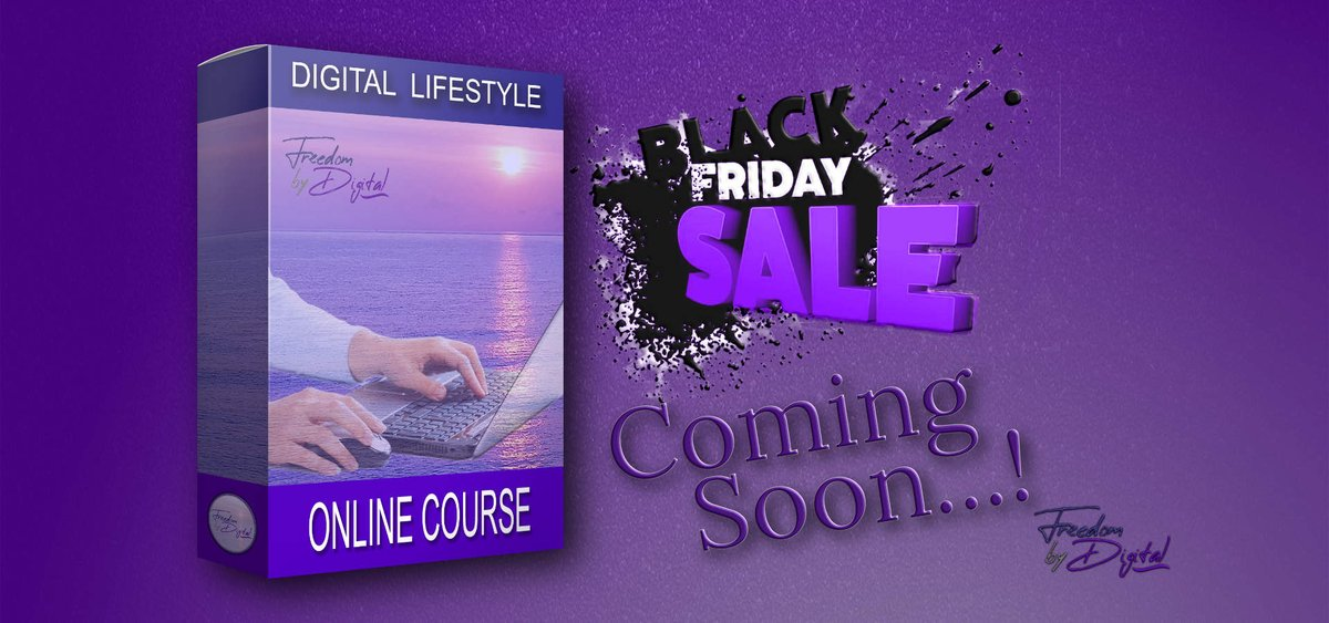 Watch out for Black Friday Offers... Coming soon! #WorkFromHome #BeYourOwnBoss <br>http://pic.twitter.com/fOmjRQO62S