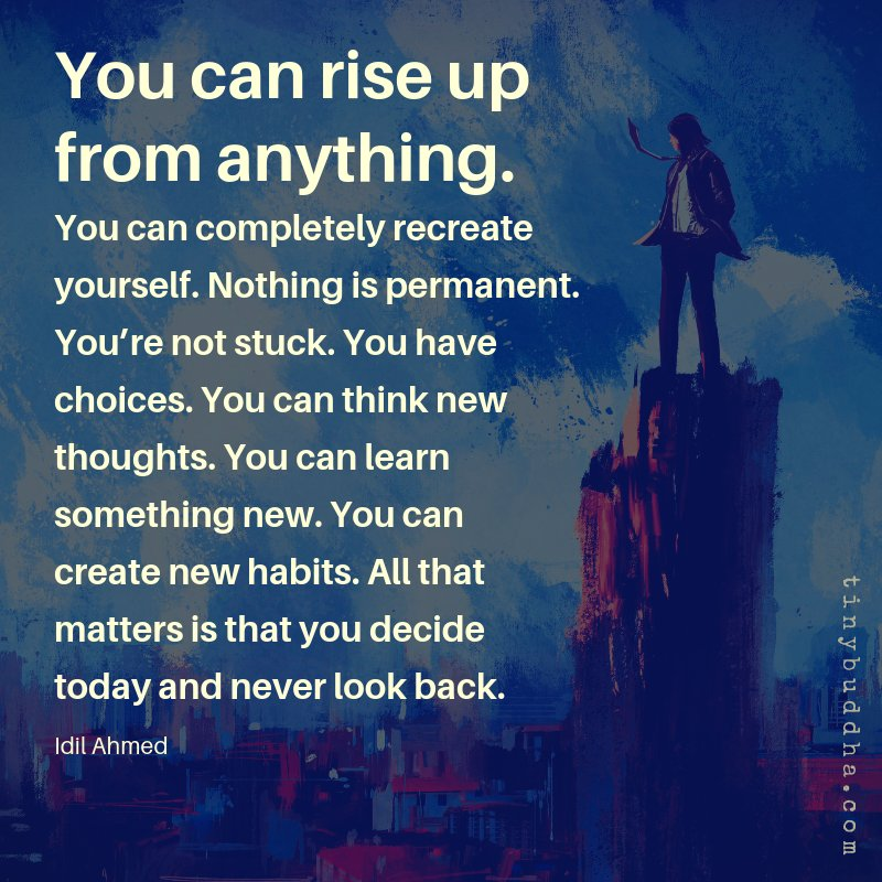 Image result for you can learn new habits