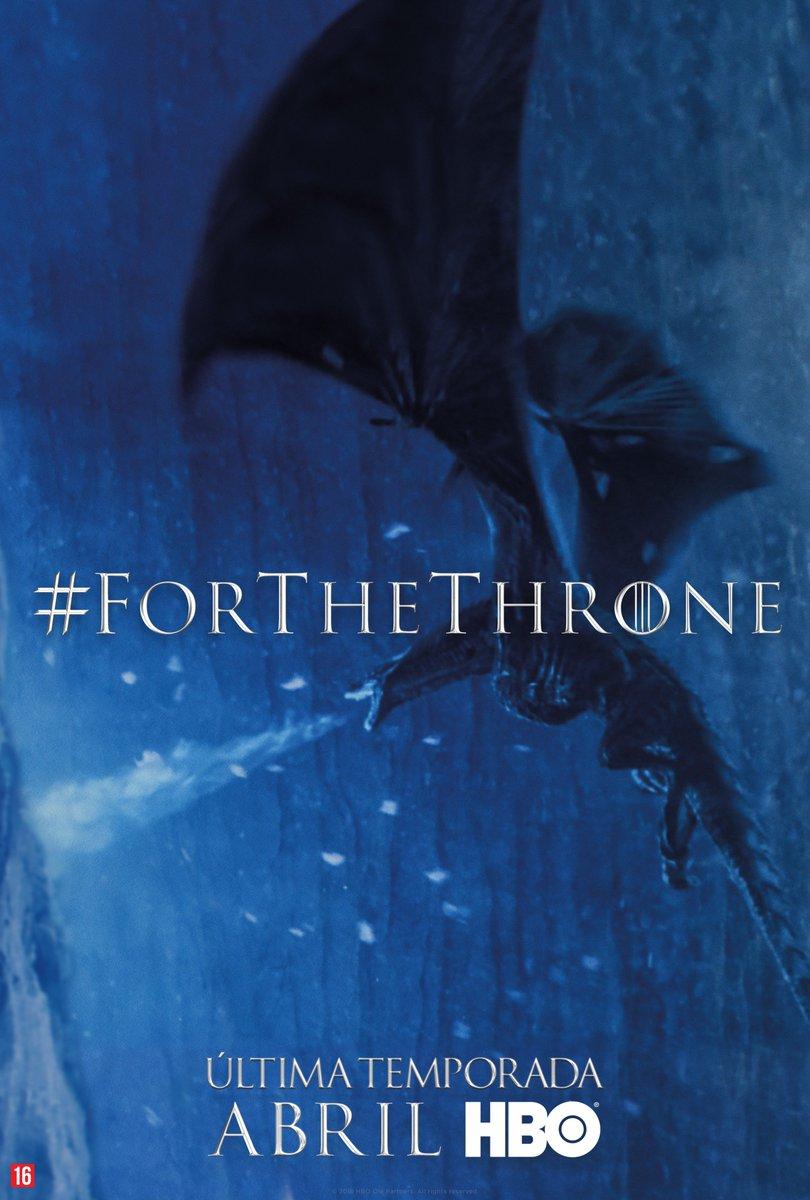 O Inverno chegou #ForTheThrone.