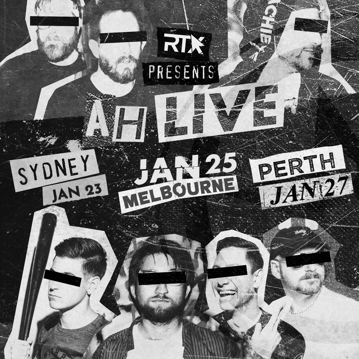 Hey Australia. Wanna hang out? Cause I wanna hang out with you! #RTXPresents: Achievement Hunter live roosterteethlive.com/rtxpresents
