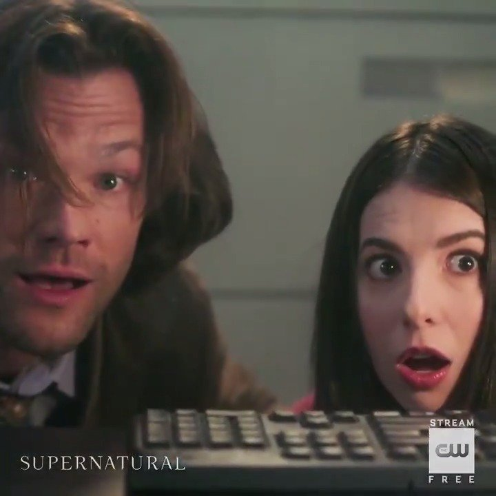 Woah. STREAM THE FIRST 5 EPISODES of #Supernatural for FREE: https://t.co/CzO3Y1kgNv https://t.co/EwZXoIbjWs