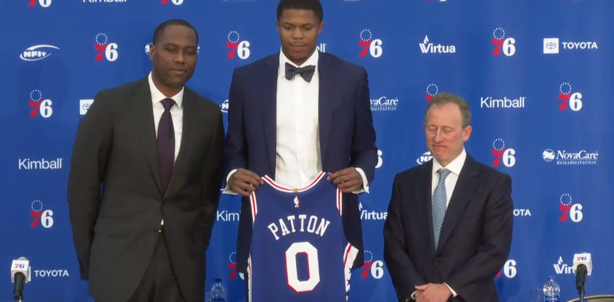 The Sixers' new big trade acquisition!!!!