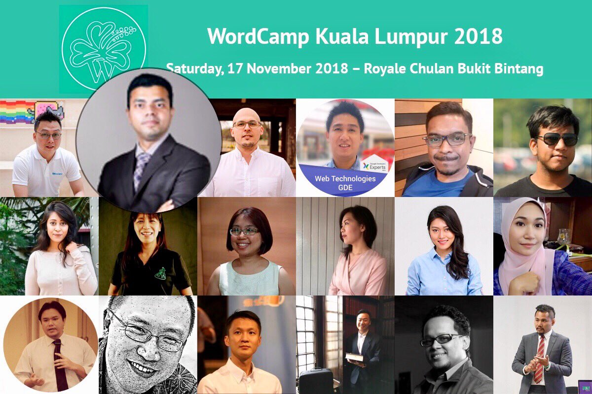 test Twitter Media - I am going to start the session at @WordCampKL this weekend. Here is the schedule - https://t.co/vwDlYoQ1DN, and only few tickets left. #WordCamp #WordPress #WordCampKL #WCKL https://t.co/x1GjePcBDY