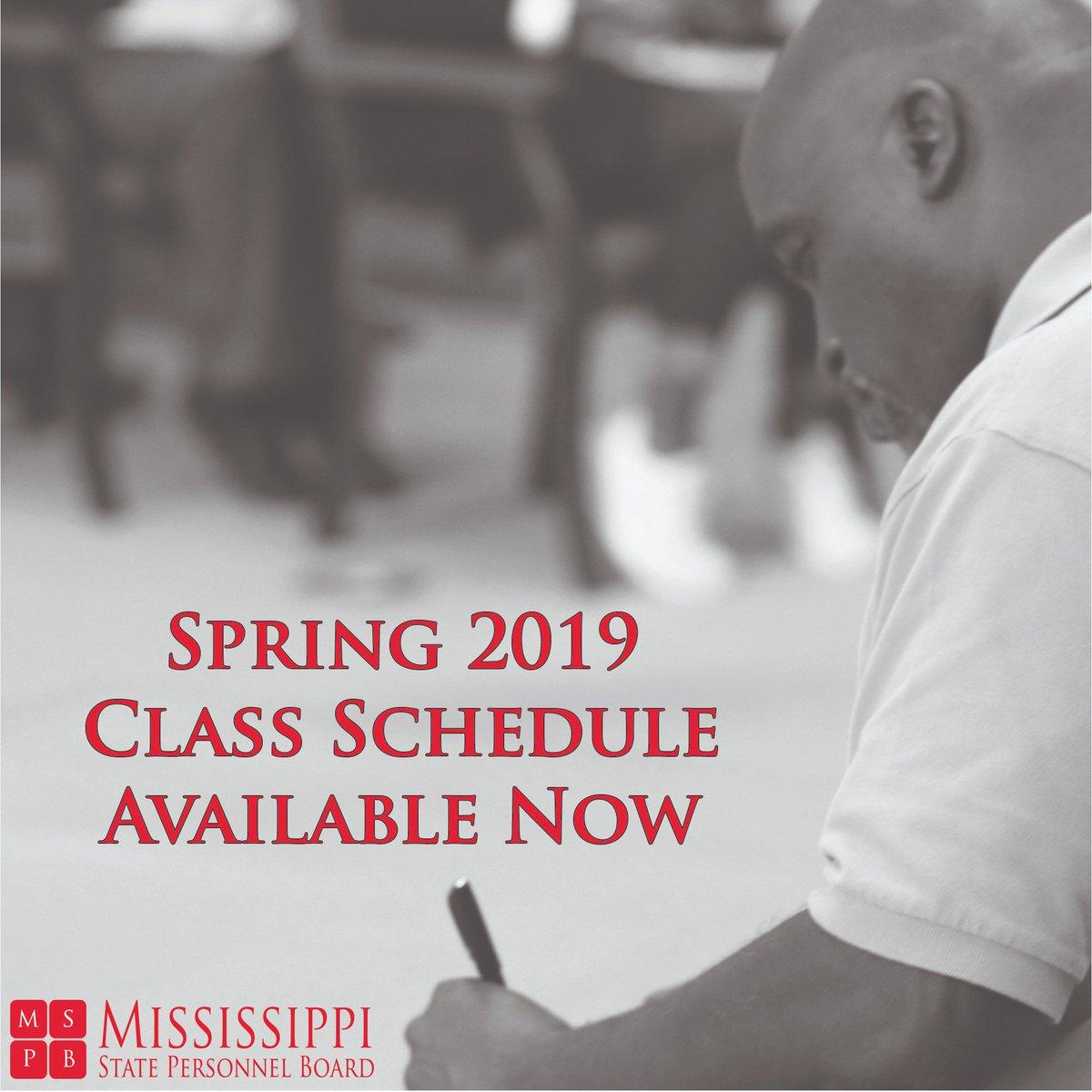 Mississippi State Calendar 2019 Mississippi State Personnel Board on Twitter: