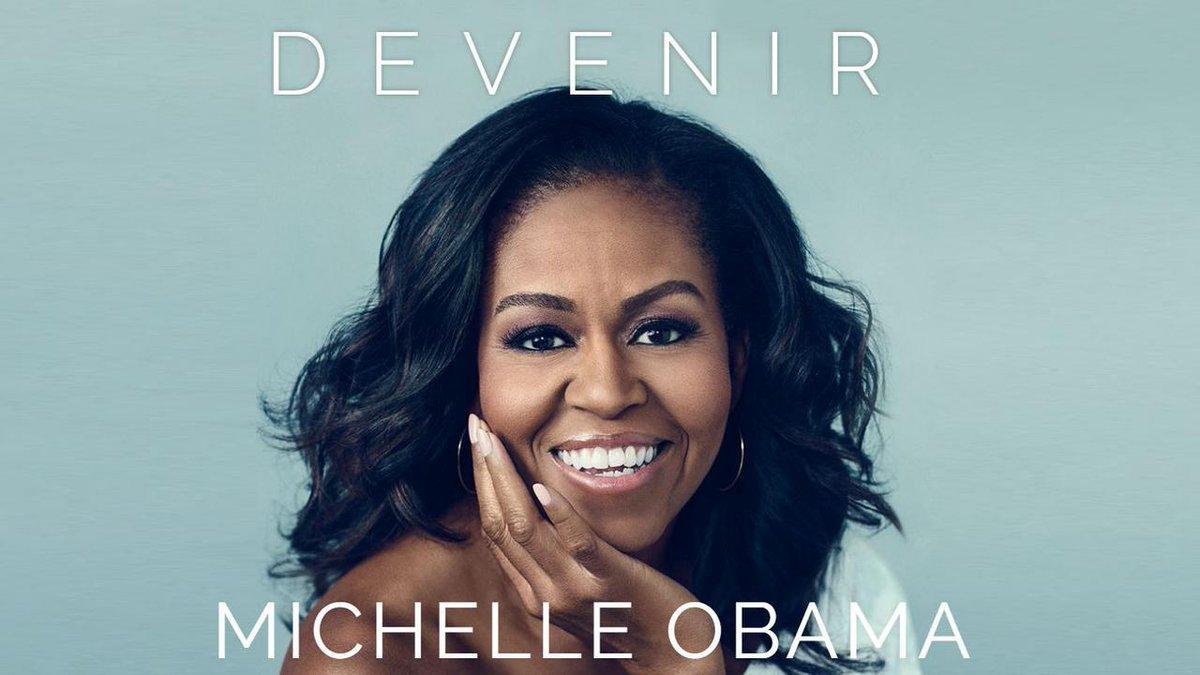 Michelle #Obama débarque à Paris pour donner une conférence et promouvoir ses mémoires https://t.co/Xy2JfSey4n