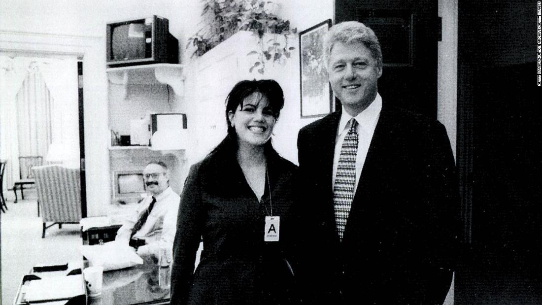 CNN Politics's photo on Monica Lewinsky