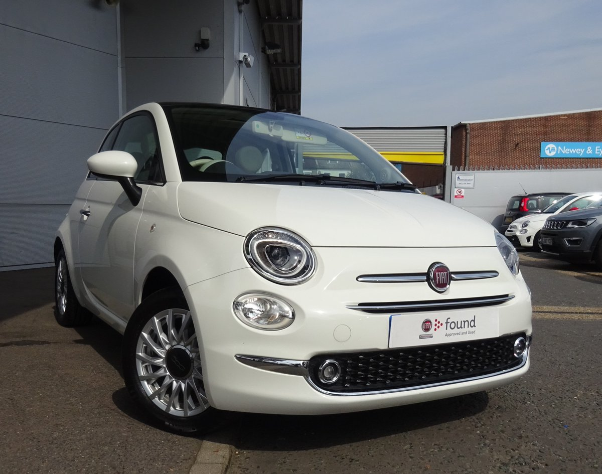 Did you know we have a great selection of quality used Fiat 500? 16 plate starting price from £7,490 https://t.co/ncBufh9D6v